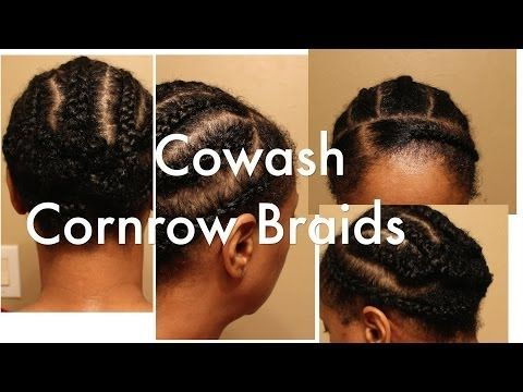 Natural Hair Cornrow Braid Diy Hair Styles Video Free Download Gratis At Vid Blogspot Website Diy Hairstyles Natural Hair Styles Cornrows Braids