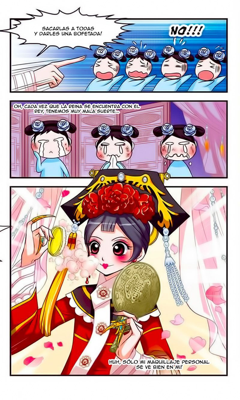 Fei Xi Yan Xue Capítulo 1 página 1 (Cargar imágenes 10