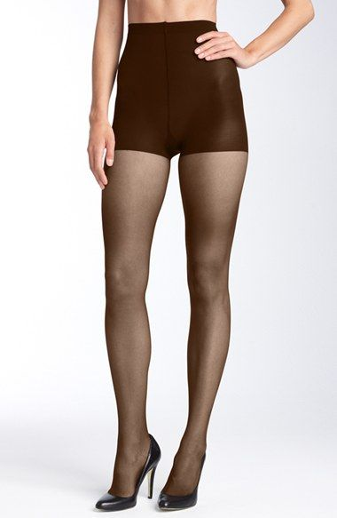 Women's Donna Karan 'Ultra Sheer' Control Top Hosiery