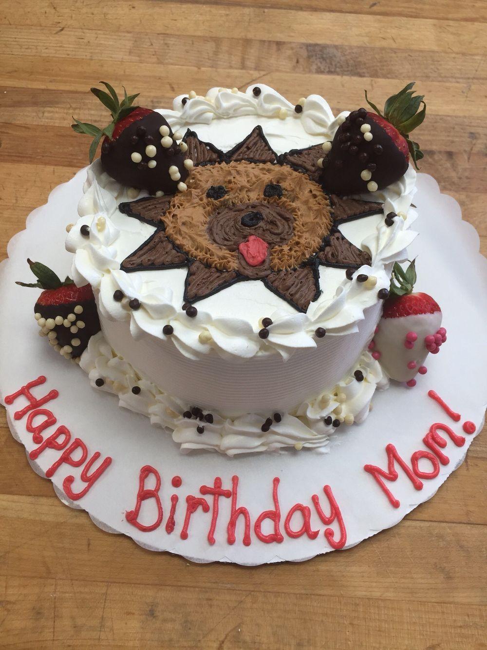 Birthday Cake Kon Bleach Anime Strawberry