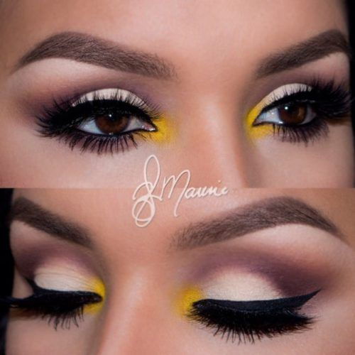 51d23dcb155 66 WAYS OF APPLYING EYESHADOW FOR BROWN EYES | Makeup | Eye makeup ...