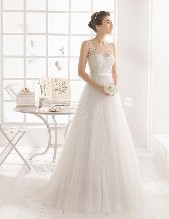 Vestidos de novia civil corte ingles