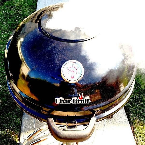 Experience the best charcoal grilling with Char-Broil's® TRU-Infrared™ technology. With a large grilling surface, it's the best charcoal grill for your BBQ.