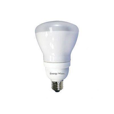 Bulbrite Industries 15W 120-Volt (2700K) Compact Fluorescent Light Bulb (Set of 2)