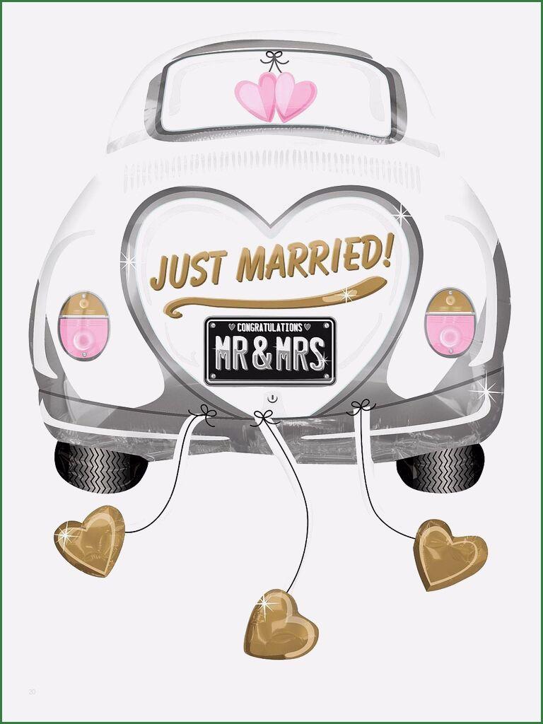 just married auto vorlage zum ausdrucken  bilderrahmen