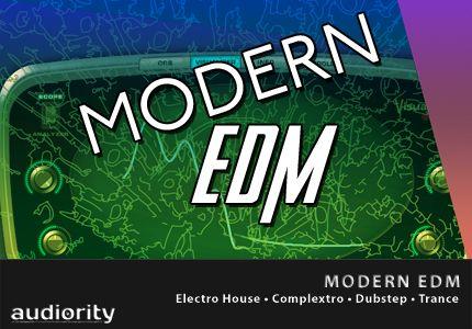 Omnisphere Modern EDM | Audiority | EDM, Sound library, Modern