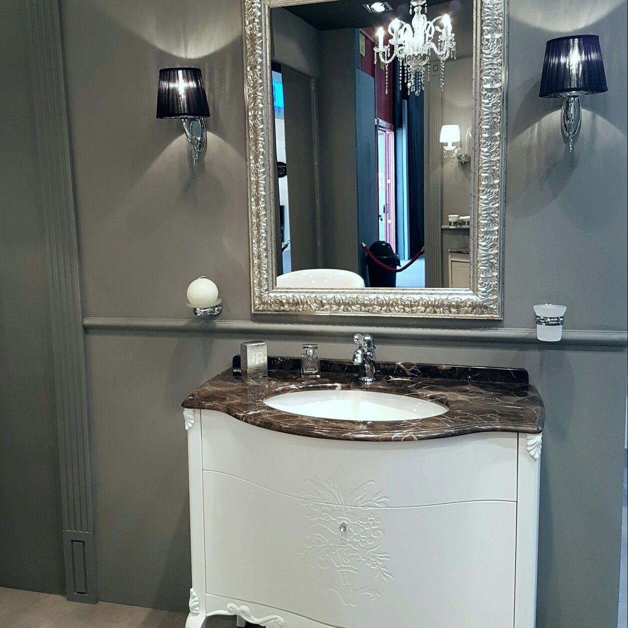 astoria by andrea magini designer bathroom lighting on custom bathroom vanity mirrors id=83710