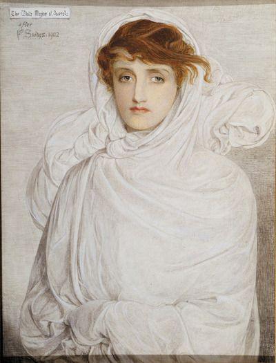 missfolly:  White Mayde of Avenel by Winifred Sandys, 1902