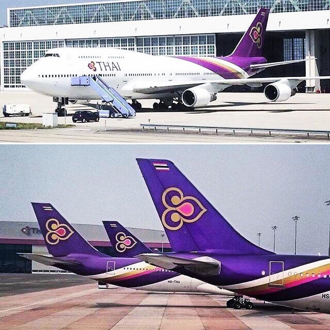 The Brand Tales On Instagram Thai Airways Flag Carrier Airline Of Thailand Thai Is A Founding Member Of The Star Alliance Thai Airways Thailand Airline