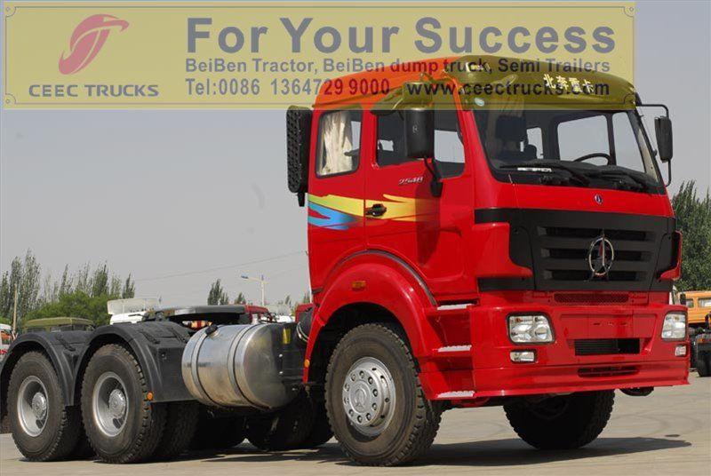Buy High Quality Beiben 2642 Tracteur Camions For Sale Online Trucks Garbage Truck Tractors