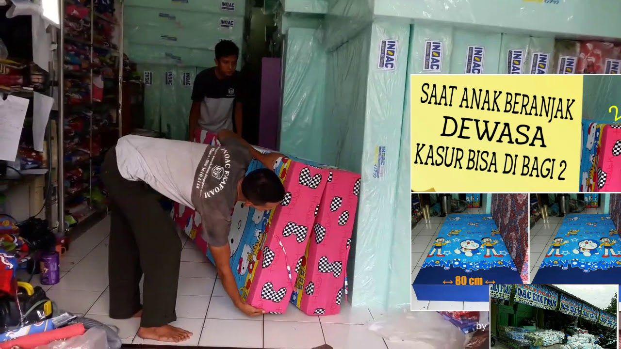 Agen Kasur Busa Inoac Tangerang Kasur Lipat Inoac KASUR LIPAT