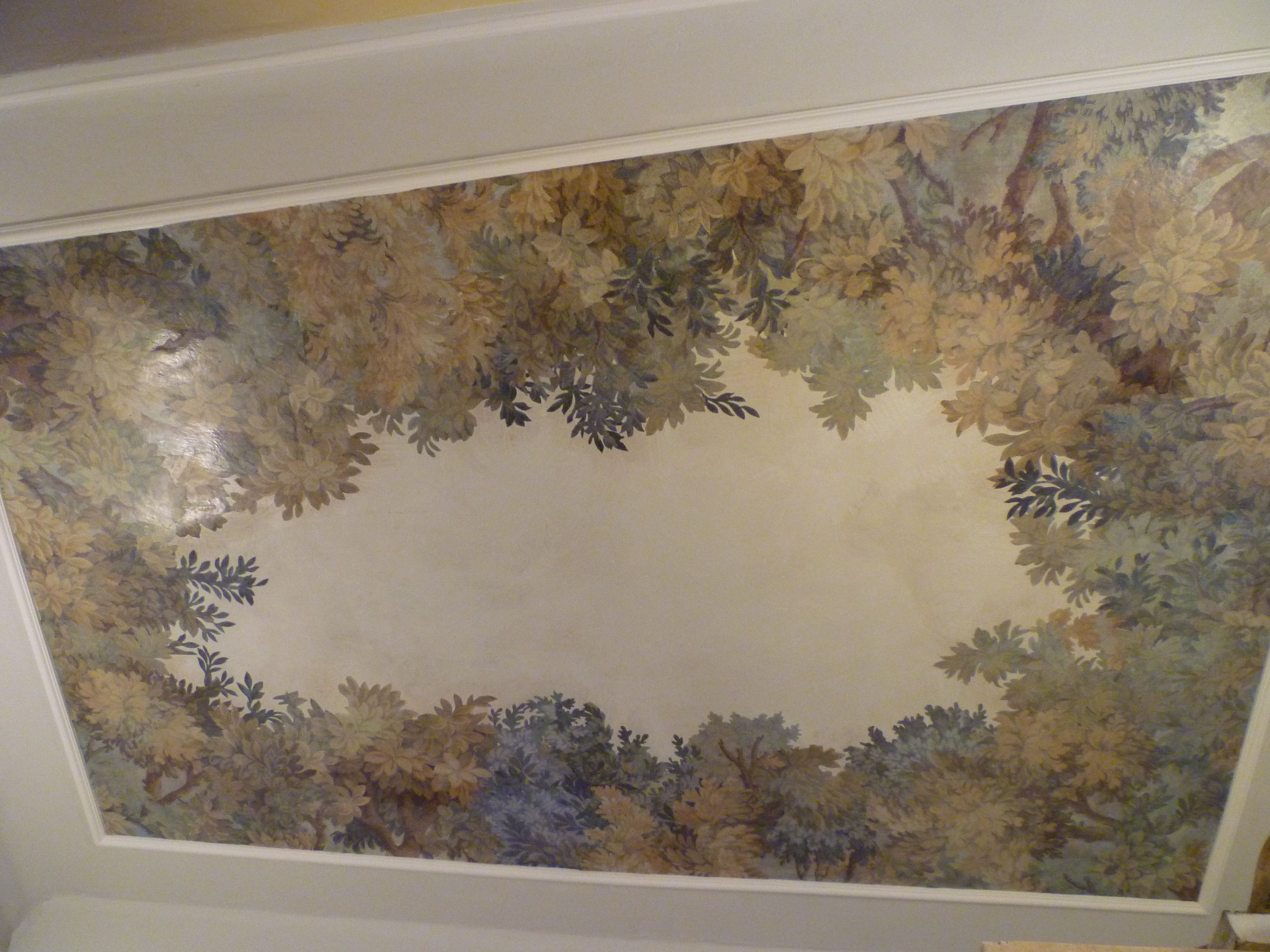 Decoupage Ceiling Things Done Pinterest Ceilings