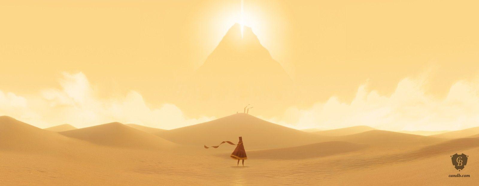 Journey, PlayStation 3, Thatgamecompany, CandB.com