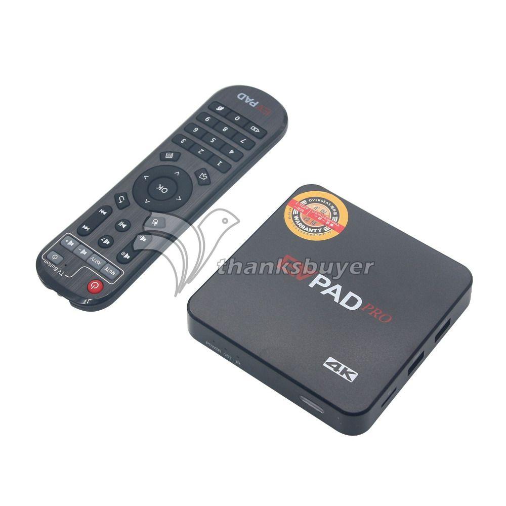 Android Set Top Box IP TV Box HD 1G+16G Korean Receiver 1000