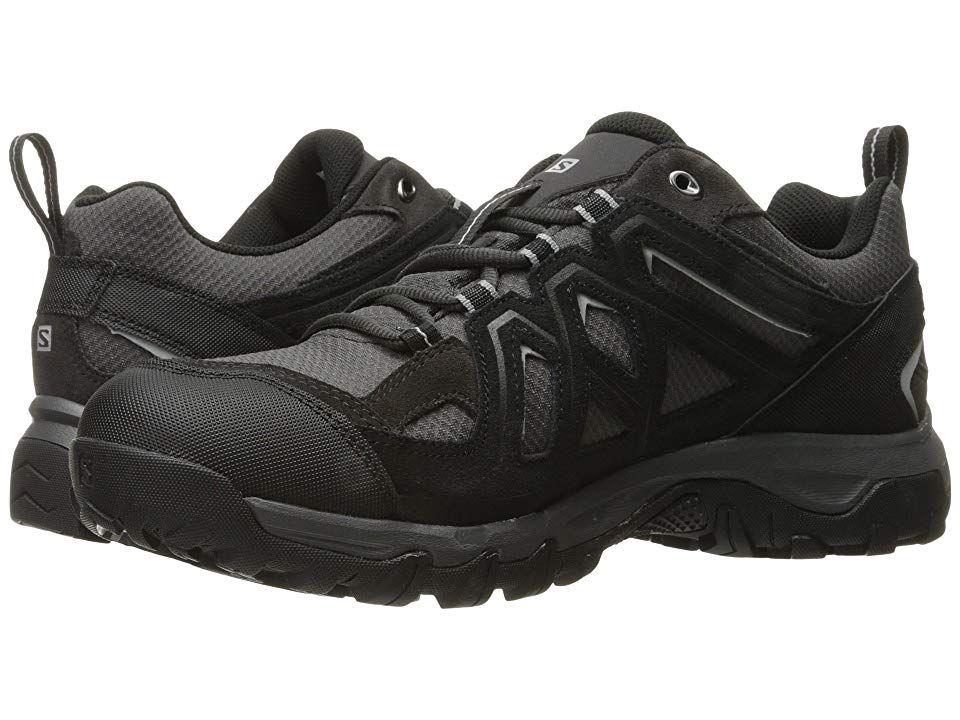 salomon men's evasion 2 cs wp hiking shoes