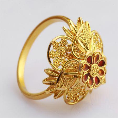 gold toe rings india