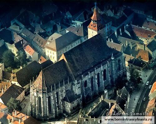 Brasov Black Church