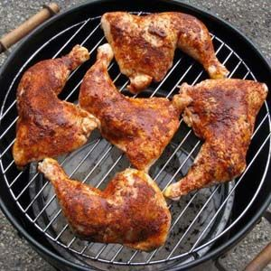 Grilled Chicken Quarters Food Festival Pinterest Grilling