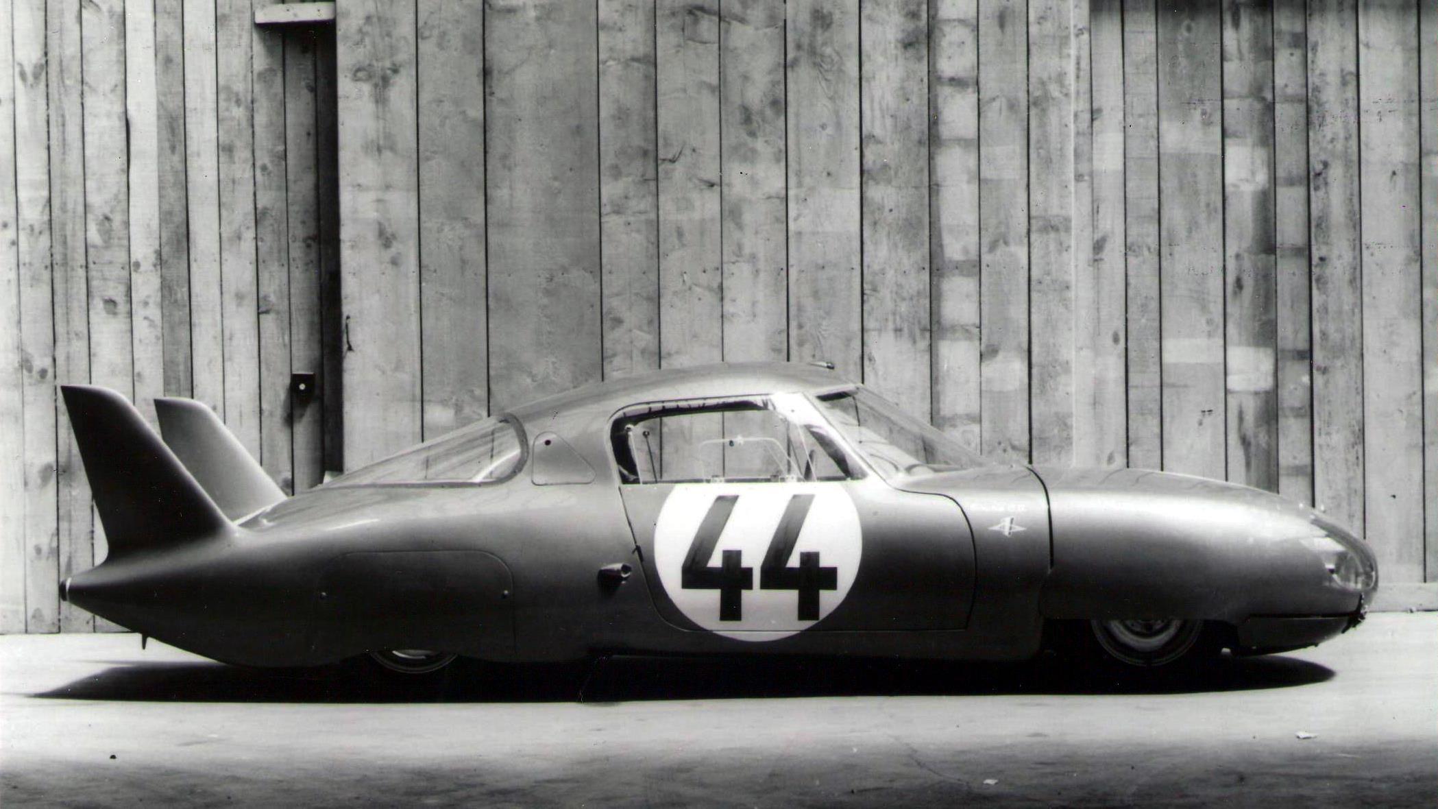 1964 CD Panhard - Le Mans … | Pinteres…
