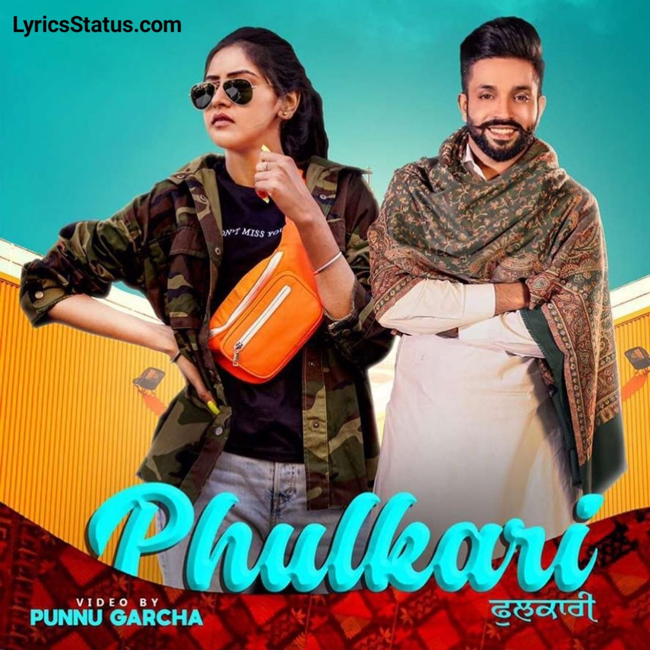 Baani Sandhu Udde Phulkari Dilpreet Dhillon Lyrics Status Download Di 2020