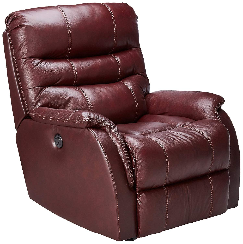 Ashley Furniture Signature Design Bridger Power Recliner Contemporary Reclining Couch Roma Ashley Furniture Living Room Recliner Leather Reclining Sofa