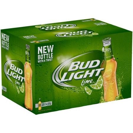 Bud Light Lime Beer 24 Pack 12 Fl Oz Walmart Com Lime Beer Bud Light Lime Bud Light