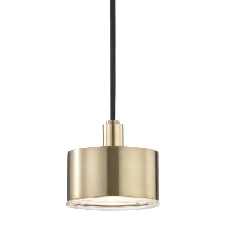 Nora 1 Light Pendant In 2020 Pendant Lighting Drum Pendant Lighting G9 Led Bulb