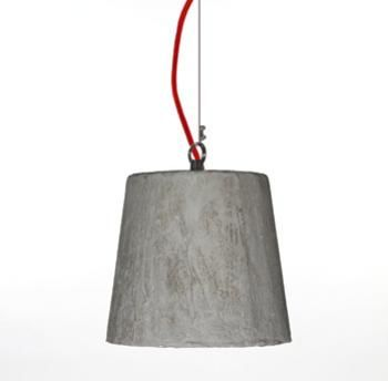 alternative betonleuchte f rs arbeitszimmer lampen beton concrete pinterest. Black Bedroom Furniture Sets. Home Design Ideas