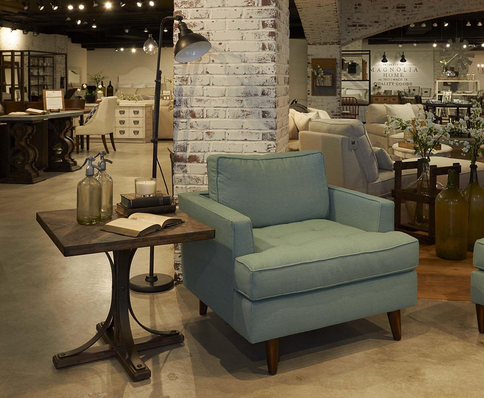 Chip And Joanna Gaines Of The Hgtv Show Fixer Upper Have Gone Beyond Tv World With Their New Line Furniture Magnolia Home Manufactured By