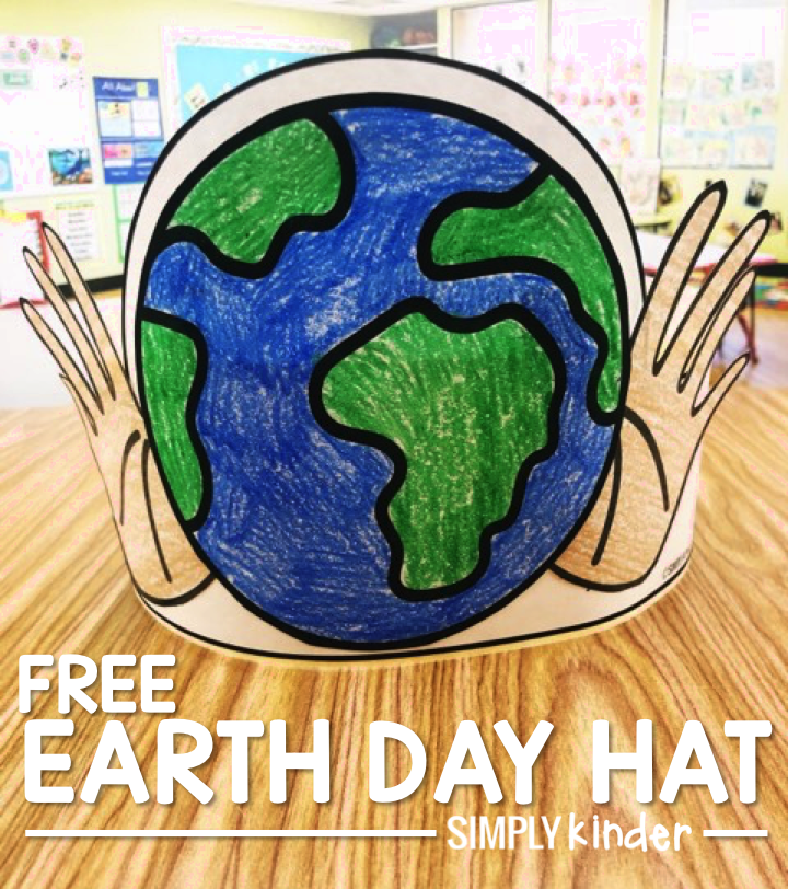 Free Earth Day Hat Fabulous And Free Pinterest Earth Day