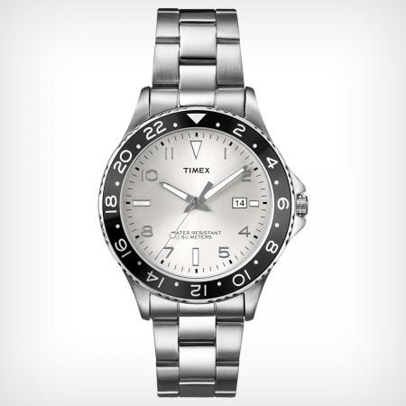 Timex: Timex Men's Dress Bracelet - great inexpensive watch that doesn't look inexpensive