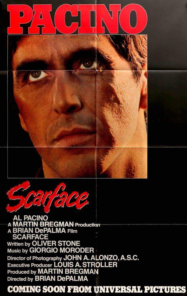 Scarface 1983 Palma De Palmas Cinema