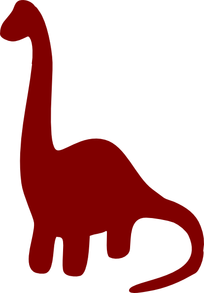 1320172725717200393Long Necked Dinosaur Silhouette.svg.hi.png 414 ...