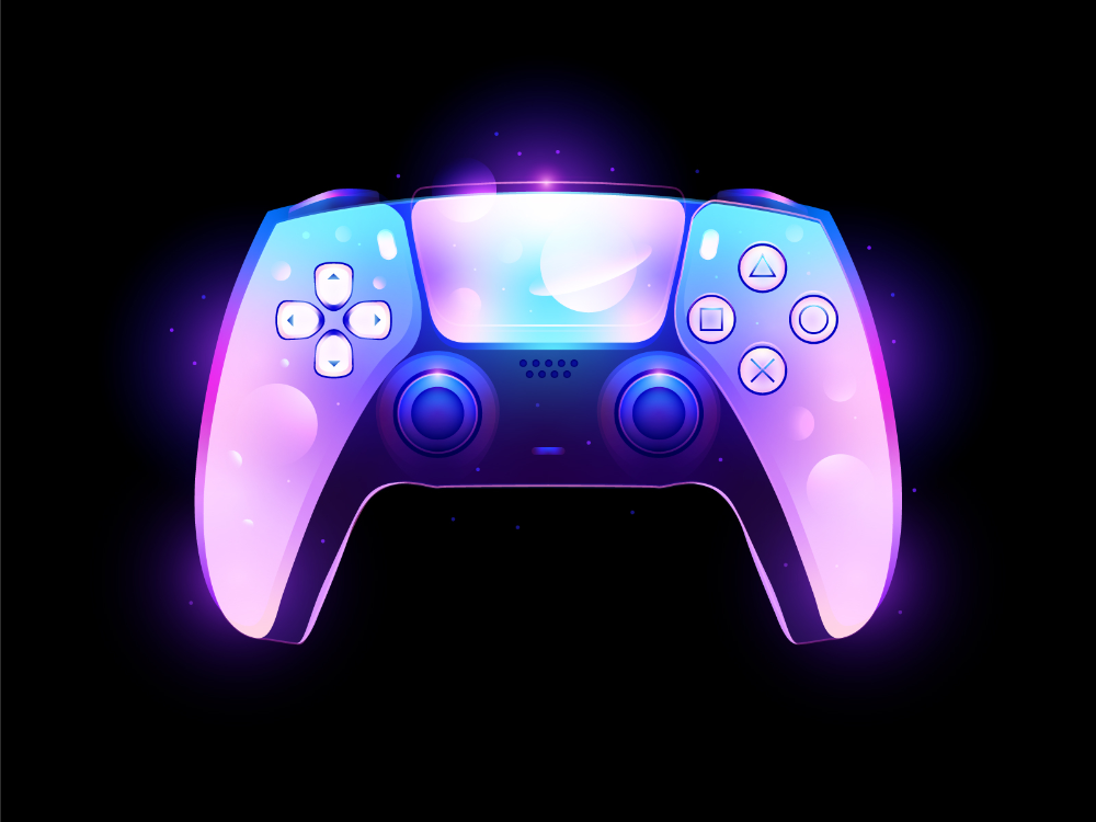 Ps5 Controller Controller Design Control Best Gaming Wallpapers