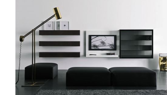 Tv Wall Mount Ideas  14 Simple And Modern Tv Wall Mount Ideas Unique Tv Wall Mount Designs For Living Room Design Decoration