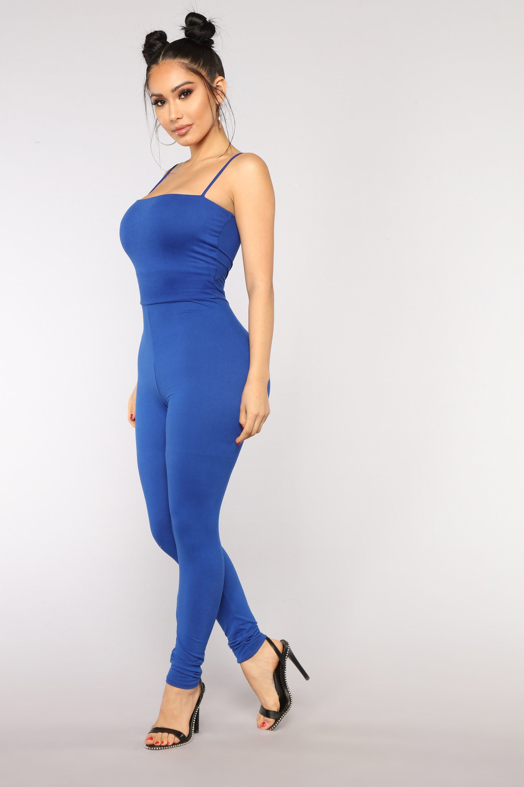 4bb2a9a388 Switch Gears Jumpsuit - Royal