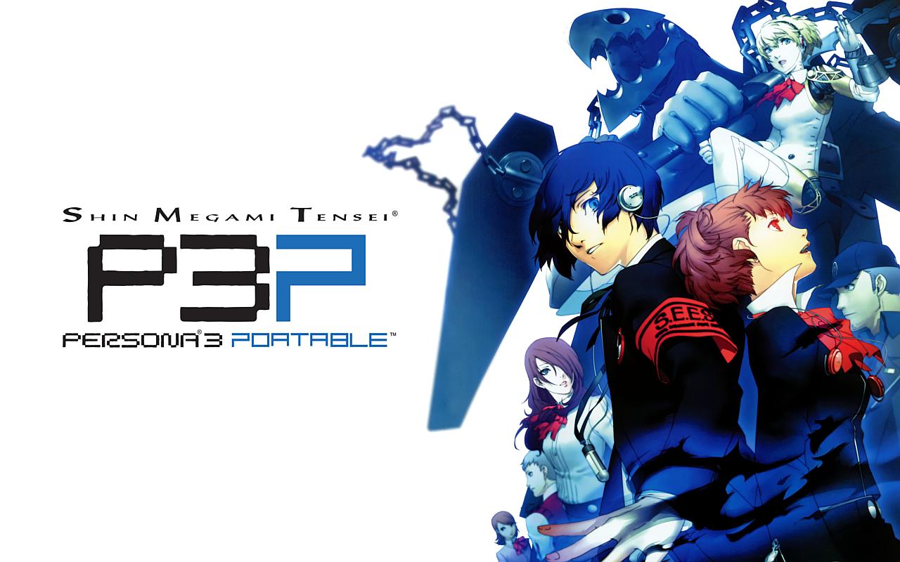 Persona 3 Wallpaper Anime Persona Persona 5 Persona 3 Portable
