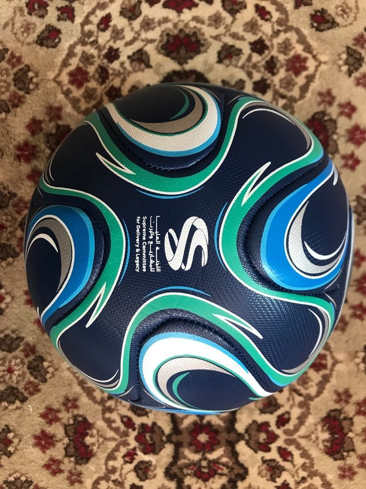 Wm World Cup Promotion Soccer Ball Deliver Amazing Katar Qatar 2022 Ebay Soccer Ball Ball World Cup