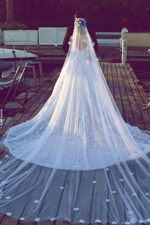 Most Longest Dresses