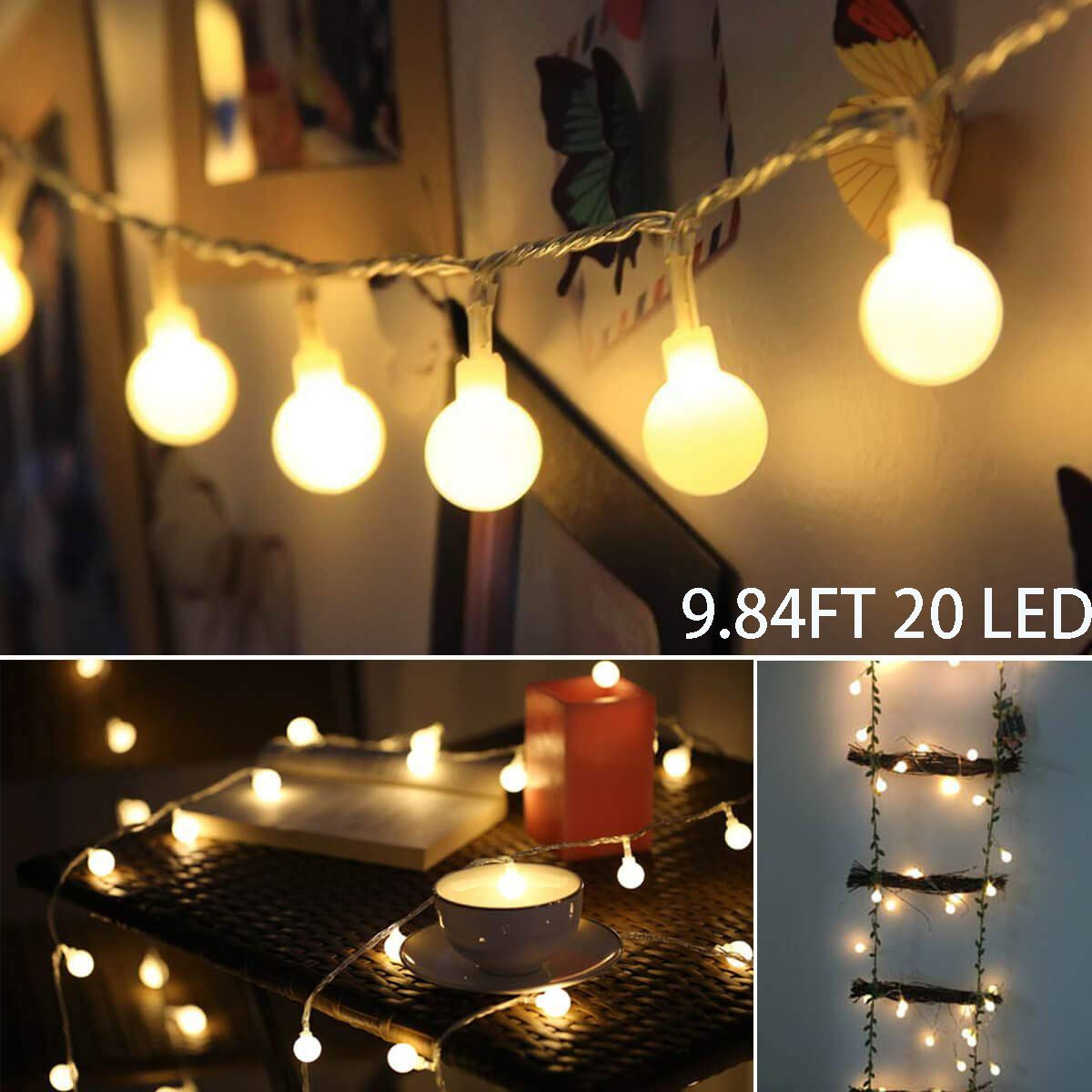 Pin On Patio String Lights