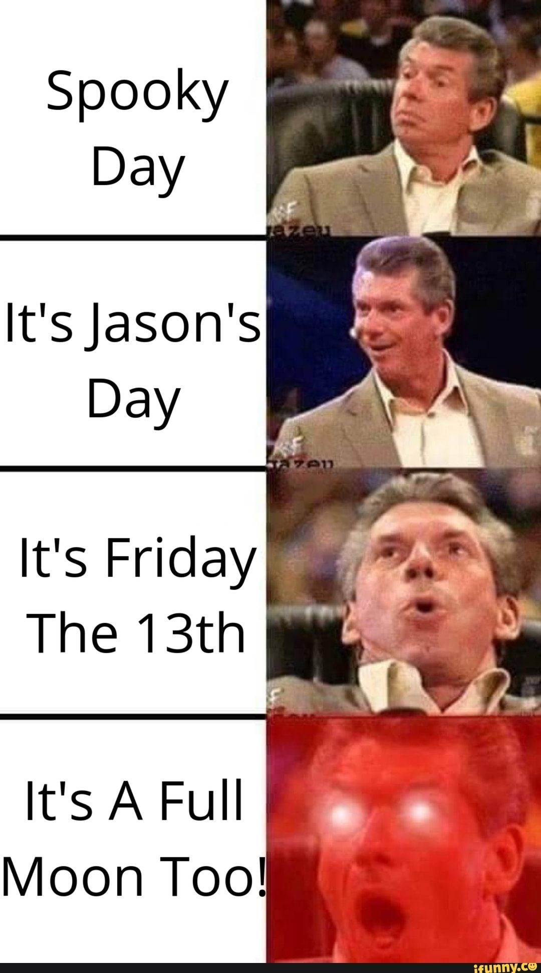 Picture memes bBoaqll17: 4 comments — iFunny It's Friday .« The 13th '
