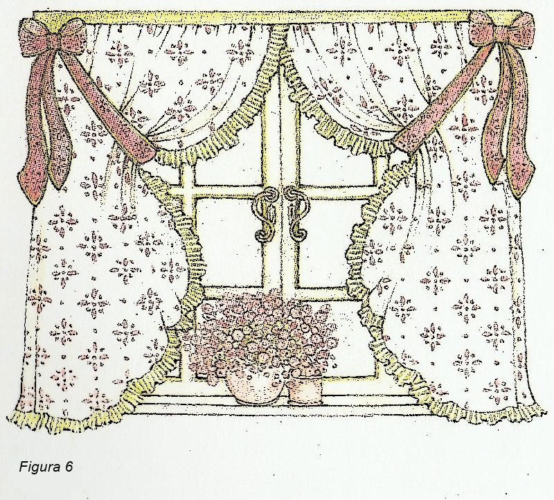 Cortinas para ventanas de buhardilla 6 - trucosymanualidades - cortinas para ventanas