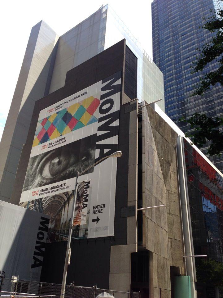Museum Of Modern Art Moma Moma Museum Museum Of Modern Art Famous Modern Art