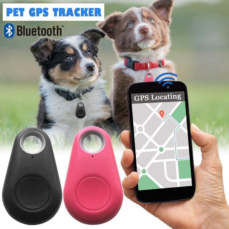 New Pet Smart Bluetooth Tracker Dog Gps Camera Locator Dog
