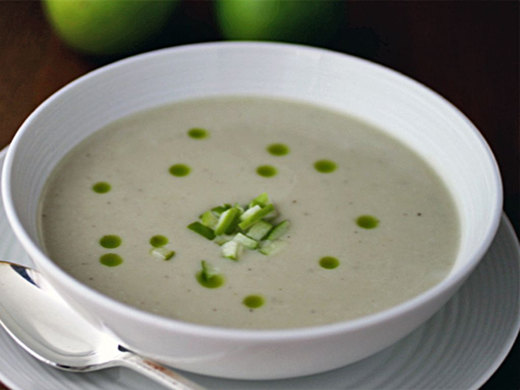 Gluten-Free Celery Root Soup with Cashew Cream by Smith Bites