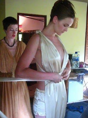 en este tutorial, te enseñamos ha hacer tu propio vestido de novia