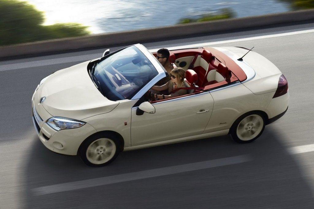 Megane CoupeCabriolet Floride Renault, Car, Renault megane