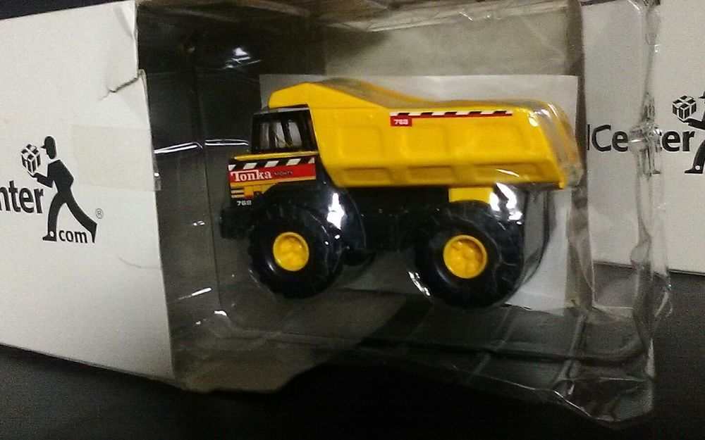 Details About Tonka Mini Mighty 768 Dump Truck Replica Maisto Hasbro