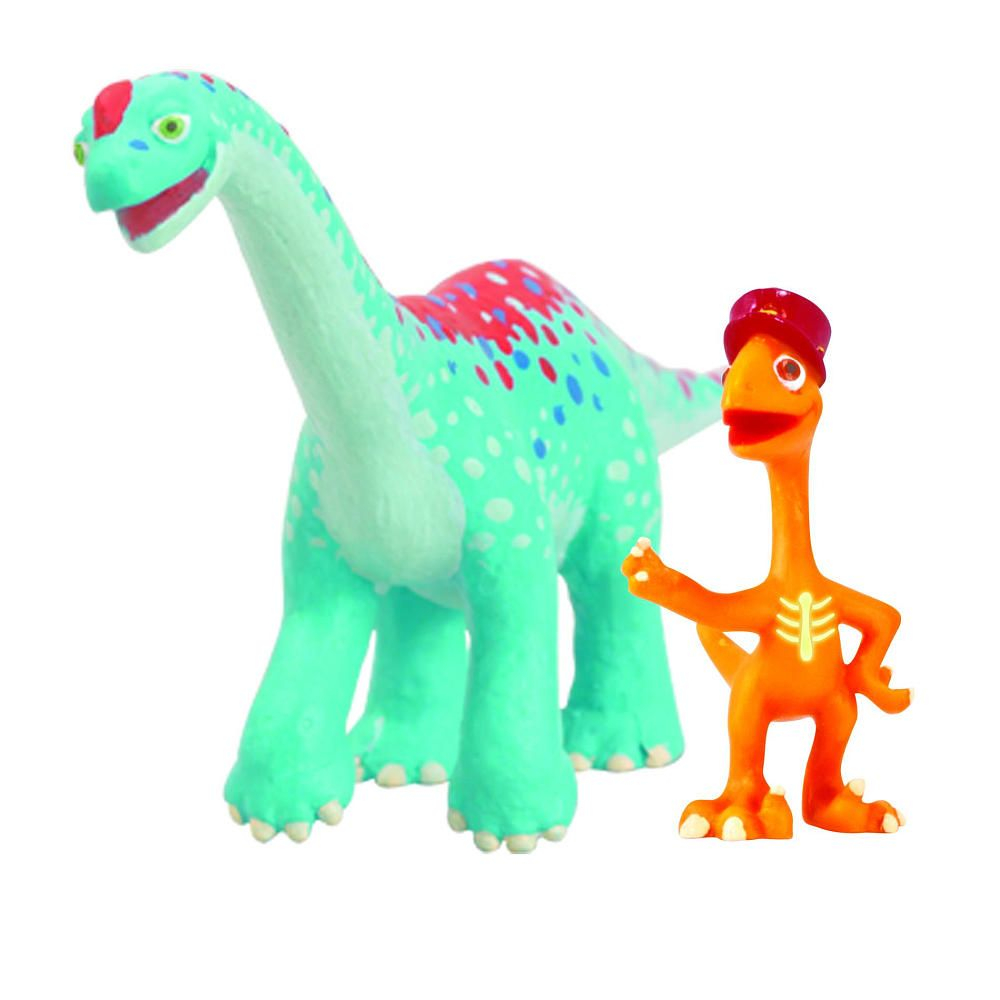 Dinosaurs Toys R Us : Dinosaur train pack arnie and ray gilbert tomy