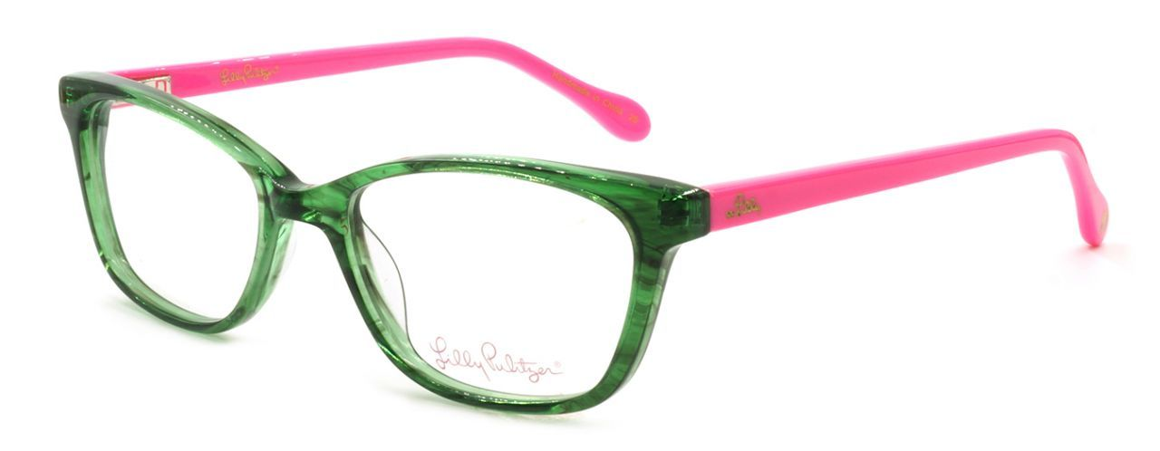 Lilly Pulitzer Frames for Girls Available at Cirrus Eyewear for Kids ...